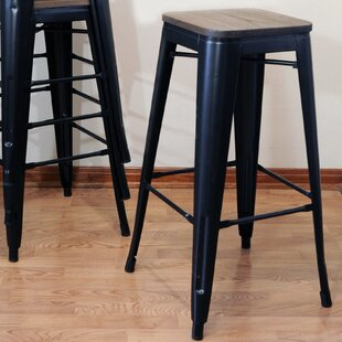 Racheal 30 Bar Stool (Set of 4) Trent Austin Design