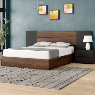 Porrima Platform 4 Piece Bedroom Set
