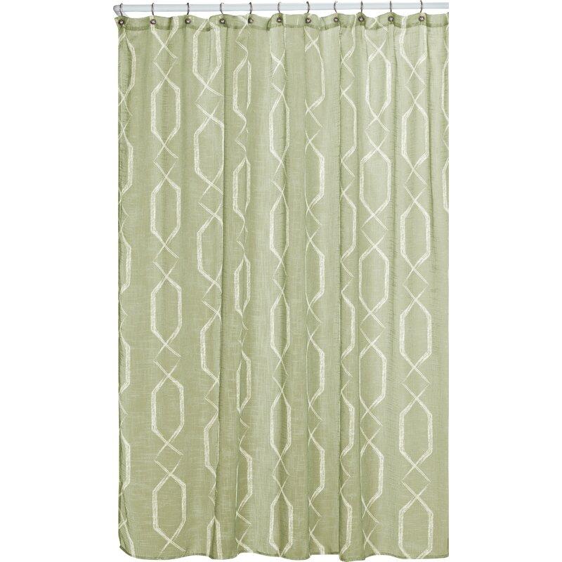 Arcadia Single Shower Curtain