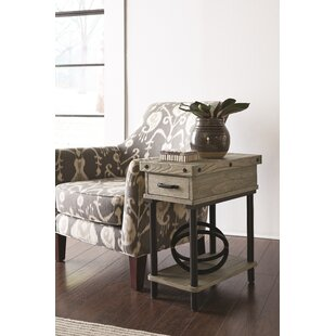 Yesenia End Table with Storage
