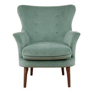 Price comparison Armonk Armchair By Mercury Row