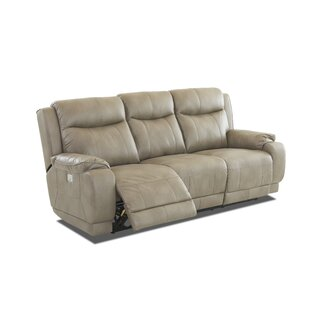 Rutz Reclining Sofa by Charlton Home