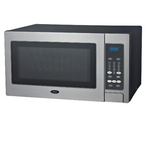 19'' 0.9 cu.ft. Countertop Microwave by Oster