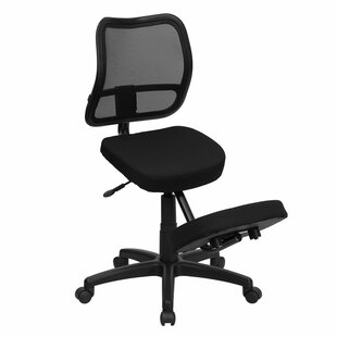 Krull Portable Height Adjustable Kneeling Chair by Symple Stuff Reviews