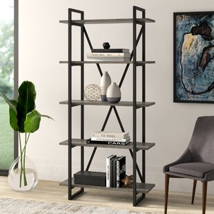 Keeble Metal Etagere Bookcase