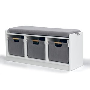 High Quality WonkaWoo Deluxe Children Toy Storage Bench