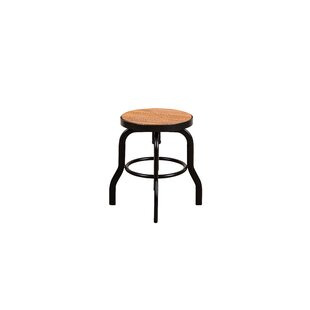 Deas Height Adjustable Swivel Bar Stool By Williston Forge