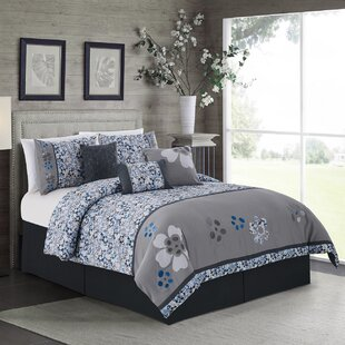Daisy 7 Piece Comforter Set
