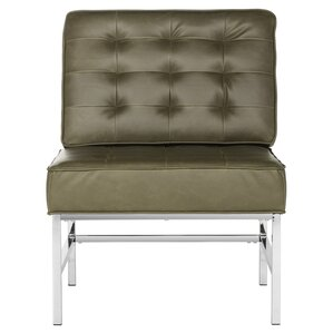 Iseminger Slipper Chair by Brayden Studio