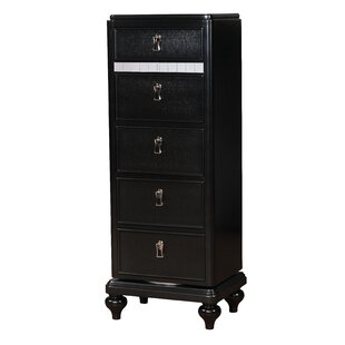Mcmunn Swivel 5 Drawer Chest