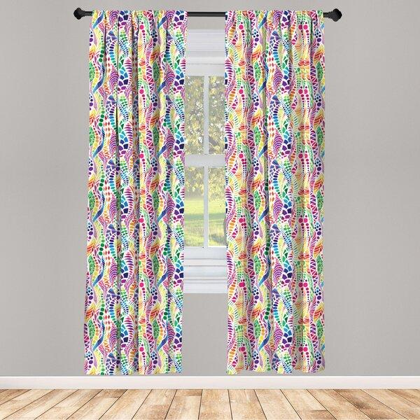 Curtains For Girls Room Wayfair
