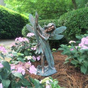 HomeStyles Suffolk Fairy Samantha Statue