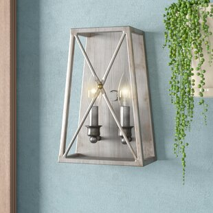Tolya 2-Light Flush Mount By 17 Stories Wall Lights