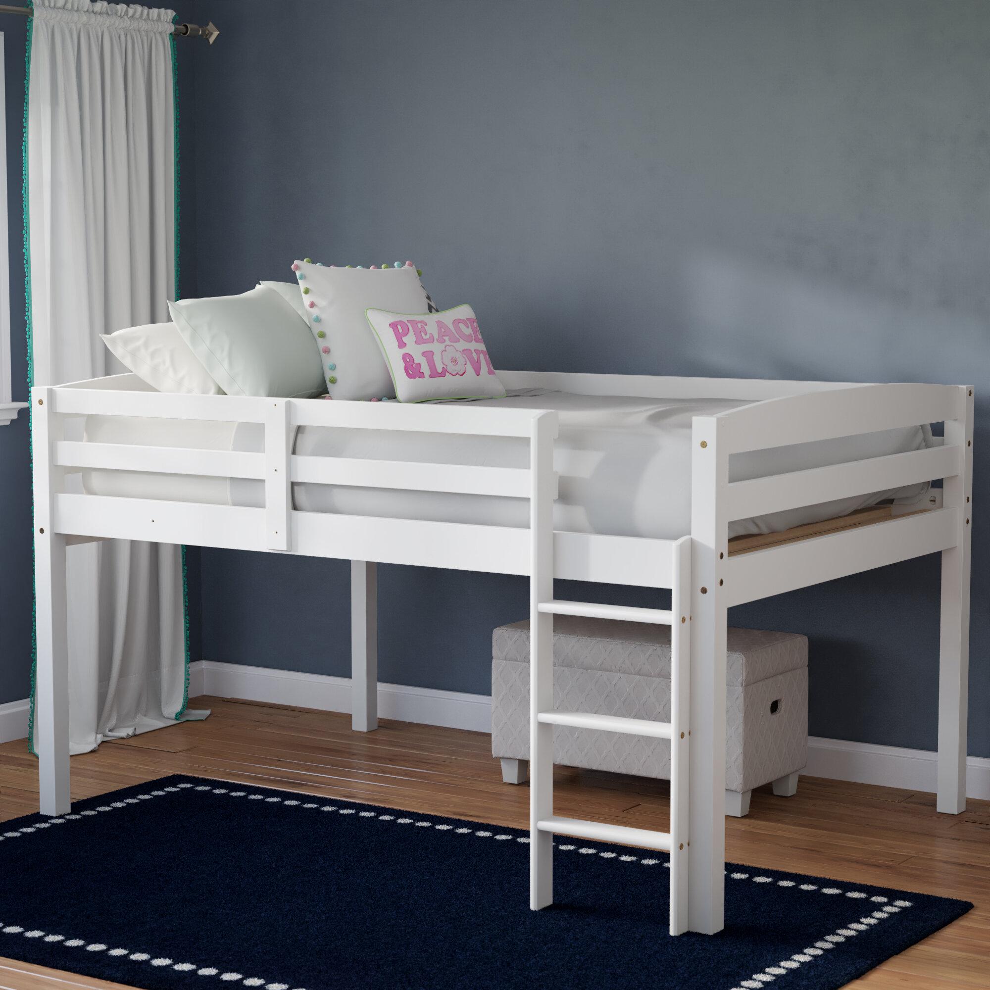 Picture of: Mack Milo Mallika Junior Loft Bed Reviews