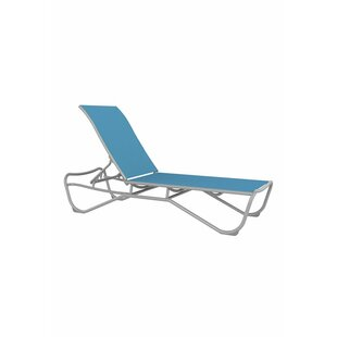 Tropitone Millennia Relaxed Sling Chaise Lounge