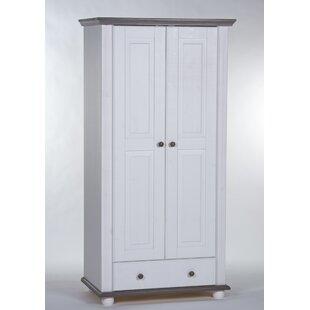 Jamil 2 Door Wardrobe By Harriet Bee