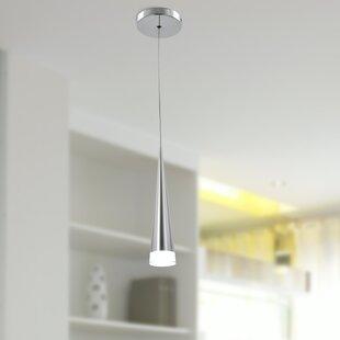1-Light Cone Pendant by Un..