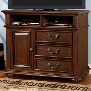 Revilla Media 3 Drawer Chest
