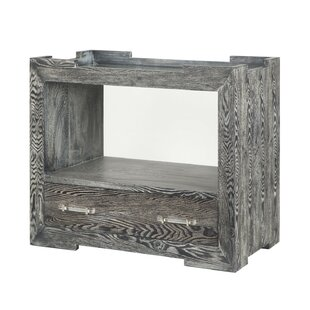 Worlds Away One Drawer Console Table
