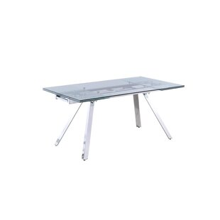 Tianna Extendable Dining Table Orren Ellis