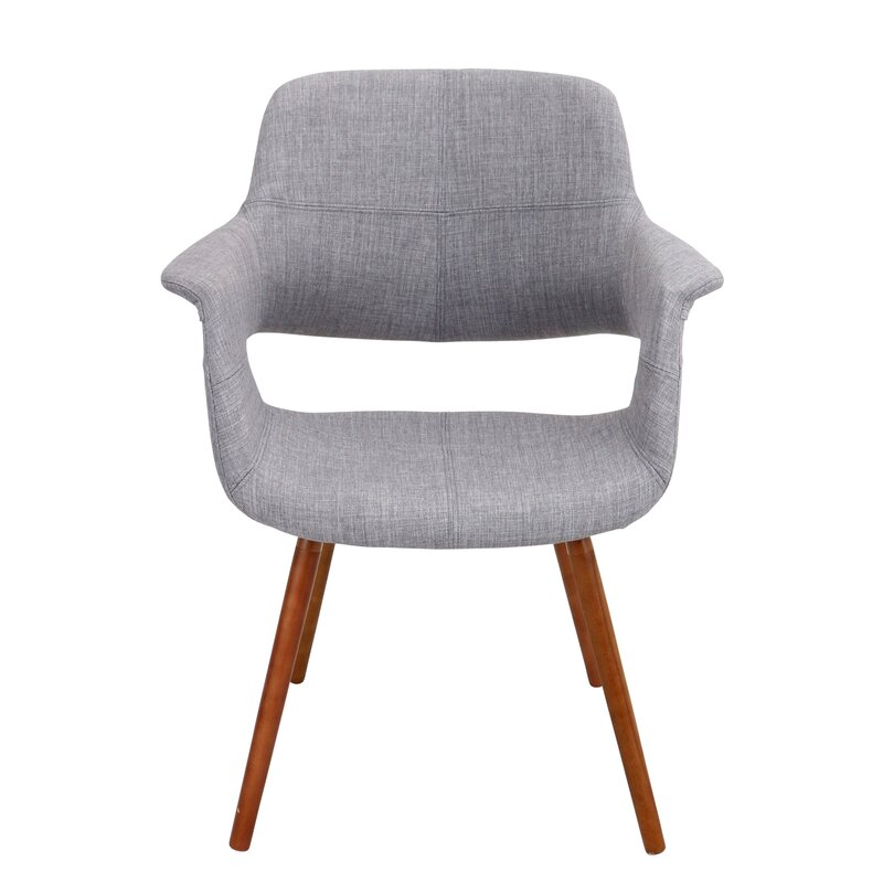 Mid Century Modern Style Chairs langley street frederick arm chair & reviews   wayfair