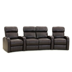 Diesel XS950 Home Theater Loveseat (Row of 4)  sc 1 st  Wayfair & Theater Seating Youu0027ll Love | Wayfair islam-shia.org