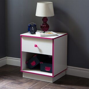 Logik 1 Drawer Nightstand