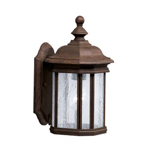 Kirkwood 1-Light Outdoor Wall Lantern By Kichler Outdoor Lighting