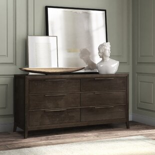 Great choice Messina 6 Drawer Double Dresser by Brownstone Furniture
