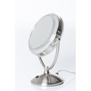Best Price Magnification Daylight Cosmetic Mirror By Floxite