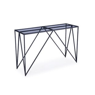Timmie Metal Console Table