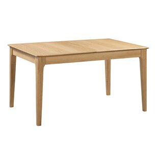 Simpson Extendable Dining Table By August Grove