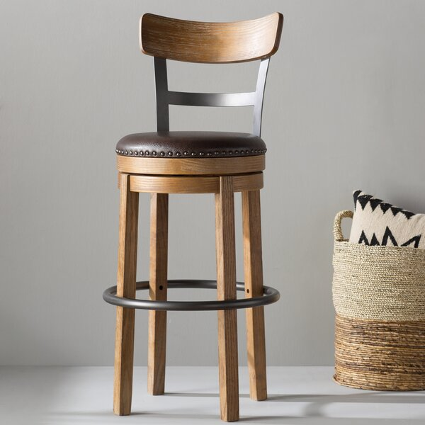 Cool Barstools Youll Love In 2019 Wayfair Theyellowbook Wood Chair Design Ideas Theyellowbookinfo