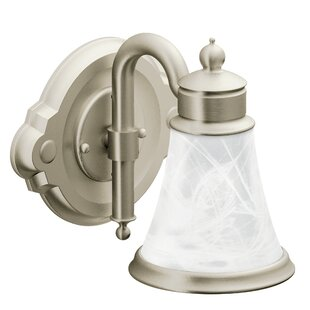 Waterhill 1-Light Bath Sconce ..