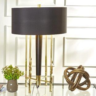 Clowers Metal 28 Table Lamp
