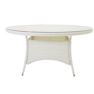 Mitul Rattan Dining Table Image