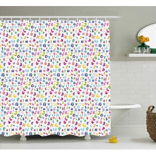 Ericka Single Shower Curtain