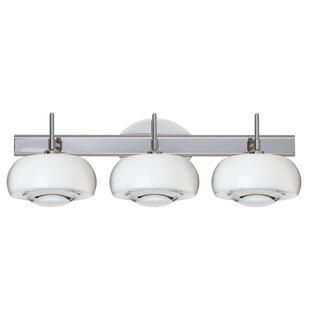 Besa Lighting Focus 3-Light Vanity Light