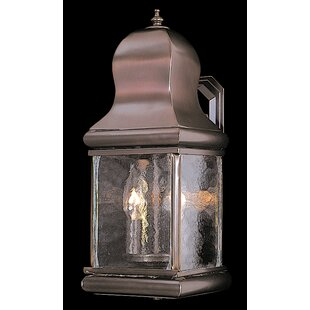 Best Reviews Marquis 2-Light Outdoor Wall Lantern By Framburg