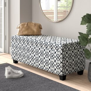 Tuck 32 Pair Shoe Storage Bench by Latitude Run Great Reviews