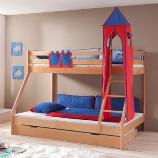 Fairman Bunk Bed With Tower By Zoomie Kids