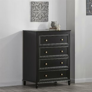 Piper 4 Drawer Standard Dresser by Little Seeds