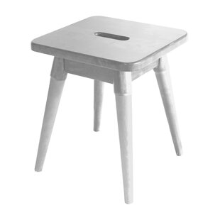 Ardell Accent Stool by Ebern Designs