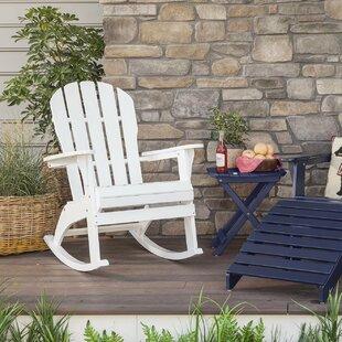 Plow & Hearth Rocking Chair