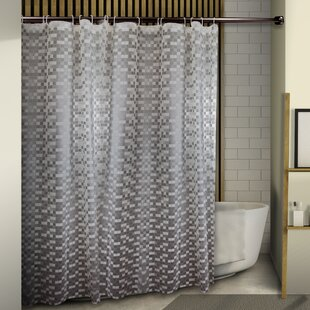 Landry Cube Shower Curtain ByOrren Ellis