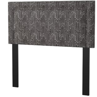 Maselli Border Upholstered Panel Headboard
