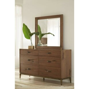 Tamera 6 Drawer Double Dresser