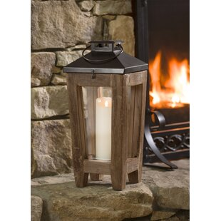Reclaimed Wood Lantern