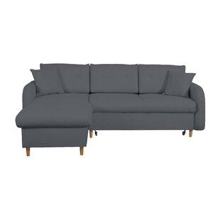 Porto Fino Corner Sofa Bed By Mercury Row