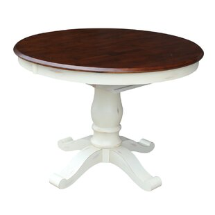 Nelle Extendable Solid Wood Dining Table